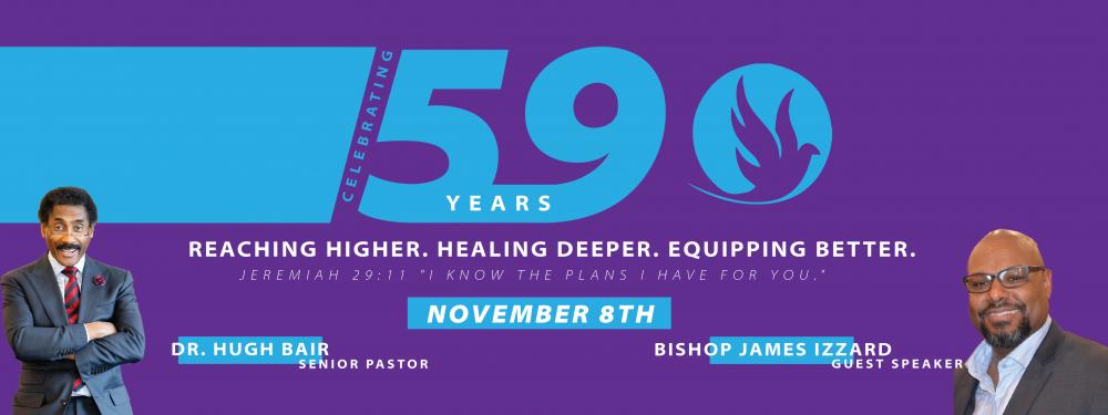 59th Church Anniversary