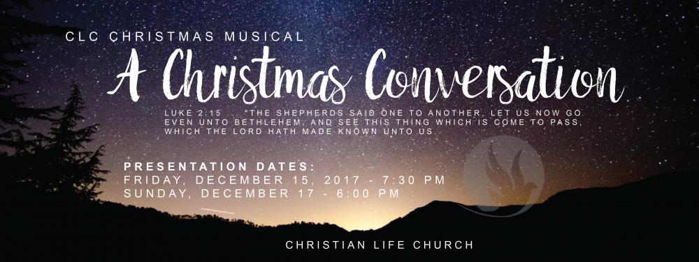 Christmas Musical 2017