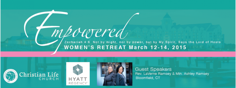 Christian Life Church Women's Retreat
