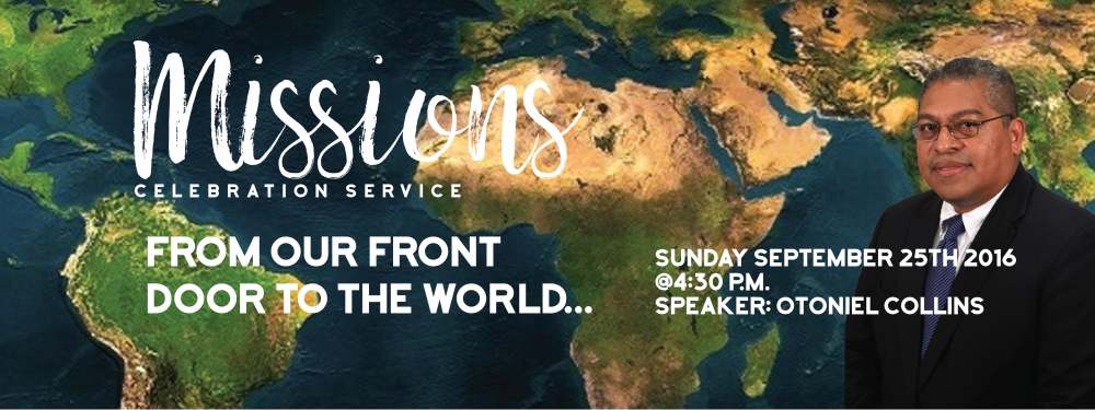Mission Celebration Service
