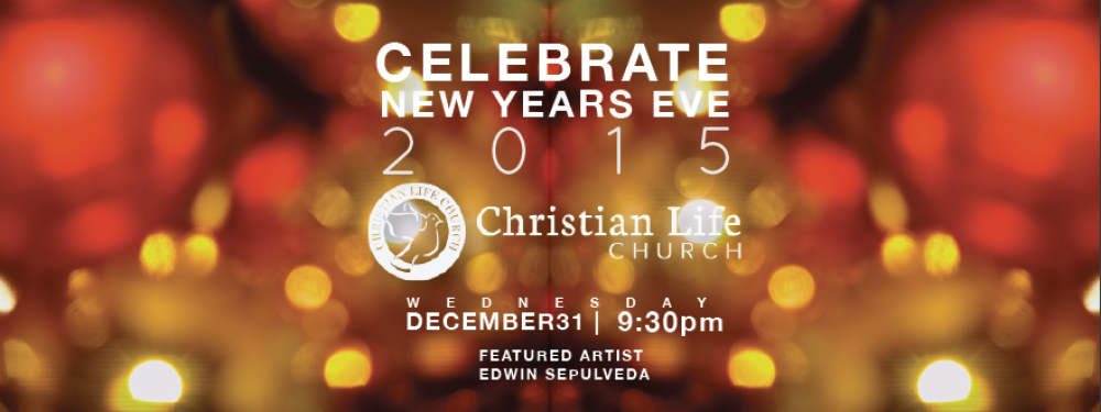 New Year's Eve Watchnight Service