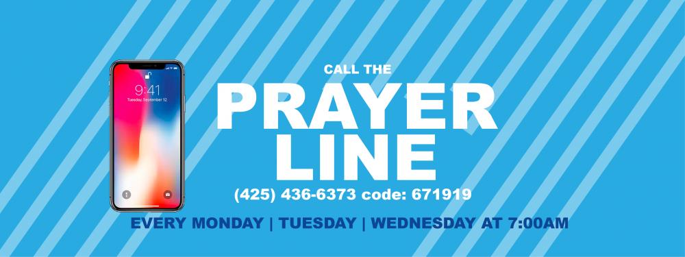 Prayer Line CLC