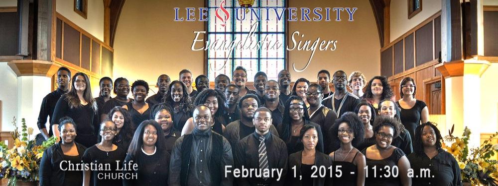 Lee University Evangelistic Singers